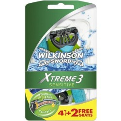 RASOI WILKINSON XTREME 3 SENSITIVE 4+2
