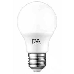 LAMPADINE GOCCIA LED E27 10W A60 3000K DYA 810 LUMEN 60X110MM