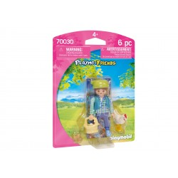 PLAYMOBIL FRIENDS CONTADINA 6PZ - blister