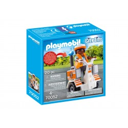 PLAYMOBIL CITY LIFE BALANCE SCOOTER 20PZ