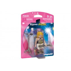 PLAYMOBIL FRIENDS ROCKSTAR 9PZ blister
