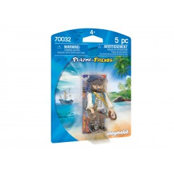 PLAYMOBIL FRIENDS PIRATA 5PZ - blister