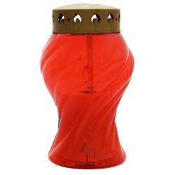 LUMINI VESTINA LAMPADA ROSSA LUCE ROSSA INT. + 2AA - 2C 200GG