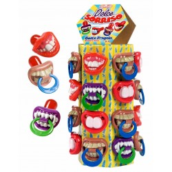 CANDY TOYS CARAMELLE CIUCCI + DOLCE SORRISO 15GR X24