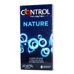 PROFILATTICI CONTROL ADAPTA NATURE 6PZ - POCKET X24