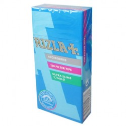 C00004007 FILTRI ULTRA SLIM RIZLA 5,7MM 120 X20  2400PZ