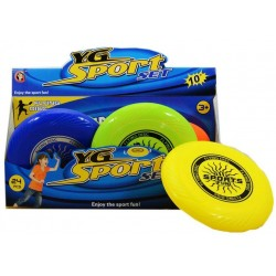 FREESBE DISCHI VOLANTI SPORTS FUN MIX 25CM