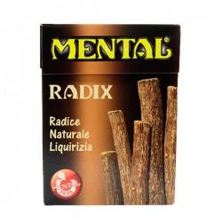BARRETTE LIQUIRIZIA RADICE NATURALE MENTAL RADIX X16