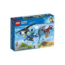 LEGO CITY INSEGUIMENTO DRONE POLIZIA 60207