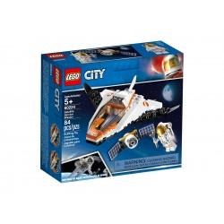 LEGO CITY MISSIONE RIPARAZIONE SATELLITI 60224