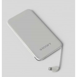 GROOVY POWER BANK APPLE iPhone 4000MAH PANTONE C01 X2