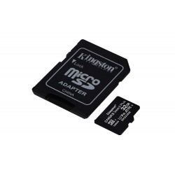 MEMORY CARD MICRO SD KINGSTON 32GB 100R A1 + ADAPTER
