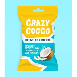 SNACK CRAZY COCCO 20GR X12