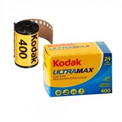 KODAK PELLICOLE ULTRA MAX 135 - 24 400 ASA