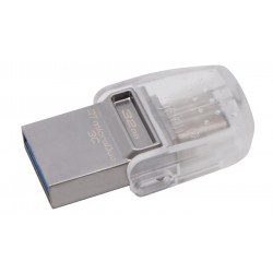 CHIAVETTE USB + TYPE-C KINGSTON 32GB FLASH DRIVE USB 3.1