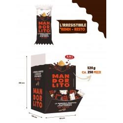 PRALINE MANDORLITO 520GR BOX X250