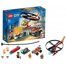 LEGO CITY ELICOTTERO DEI POMPIERI 60248