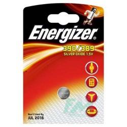 PILE ENERGIZER OROLOGI 390/389  LR54 LR1130 AG10 1PZ - singola