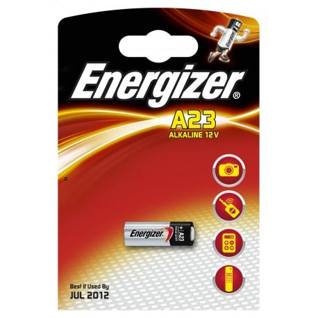 PILE ENERGIZER FOTOCINE E23A 12V X10