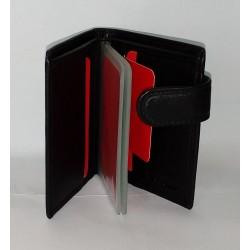 PORTACARDS CONTE M. NERO 18 CARD