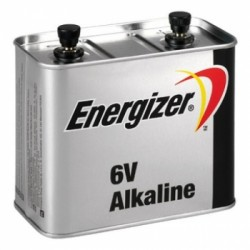 PILE ENERGIZER 4LR25-2 PORTO ALKALINA 6V singola