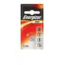 PILE ENERGIZER CALCOLATRICI CR1025 1PZ 3V - singola