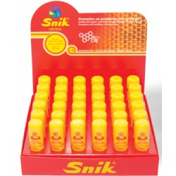 LIPS SNIK LIPSTICK TRANSPARENT FP15 4,5ML X36