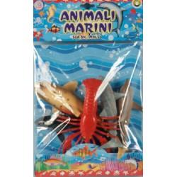 ANIMALI MARINI IN BUSTA 6PZ *****