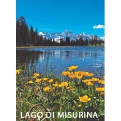 MAGNETI TURSITICI - LPT80038 LAGO DI MISURINA