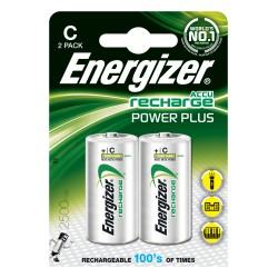 PILE RICARICABILE ENERGIZER 2 HR14 PILA C NH35 1,2V 2500MAH - singola