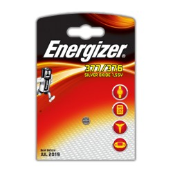 PILE ENERGIZER OROLOGI 377/376 1PZ - singola