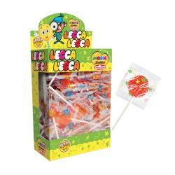LECCA LECCA MAGIC LOLLIES PIATTO 5GR X200