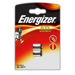 PILE ENERGIZER FOTOCINE 2 A11/E11A 6V - singola