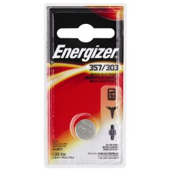 PILE ENERGIZER OROLOGI 357/303 1PZ - singola