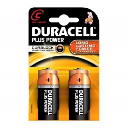 PILE DURACELL C 2 MN1400 POWER X10
