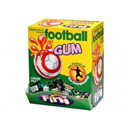 BUBBLE GUM CHICLE FOOTBALL 5GR X200 *****