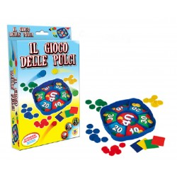 TRAVEL PLAY & FRIENDS MINI GIOCO PULCI - da viaggio