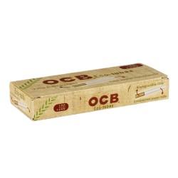 B00219013 TUBETTI CON FILTRO 8MM OCB BIO 100 X10  1000PZ