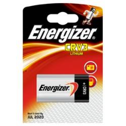 PILE ENERGIZER FOTOCINE CRV3 3V - singola