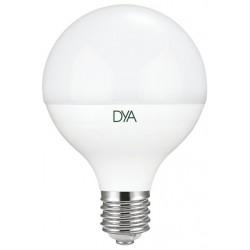 LAMPADINE GLOBO LED E27 14W G95 3000K DYA 1350 LUMEN 95X135MM