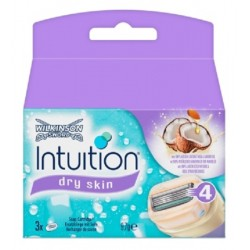 LAME 3 WILKINSON INTUITION DRY SKIN