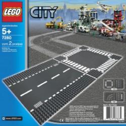 LEGO CITY RETTILINEO E INCROCIO
