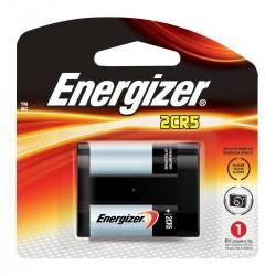PILE ENERGIZER FOTOCINE 2CR5 6V - singola