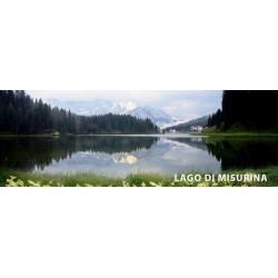 MAGNETI TURSITICI - LPT80036 LAGO DI MISURINA
