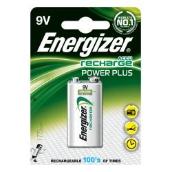PILE RICARICABILE ENERGIZER 1 HR22 PILA 9V NH22 7,2V 175MAH - singola