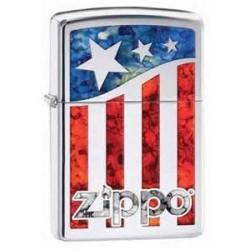 ACCENDINI ZIPPO FUSION US FLAG