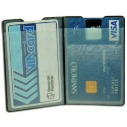 PORTACARDS EASYCARD 2CARD MIX X50