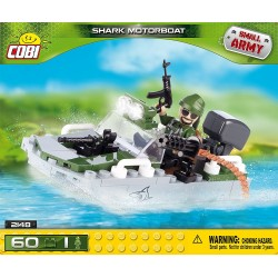 *DAL NEGRO COBI SMALL ARMY MOTO 60PZ - 2148