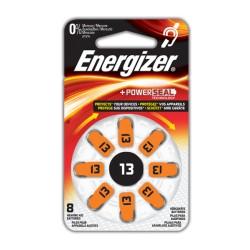 PILE ENERGIZER ACUSTICA 8 AC13 1,4V - singola