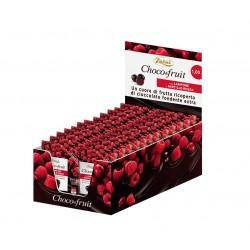 PRALINE ZAINI CHOCO & FRUIT LAMPONE & MIRTILLO ROSSO 30GR X24